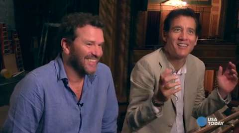 Clive Owen & Douglas Hodge remember, maybe.