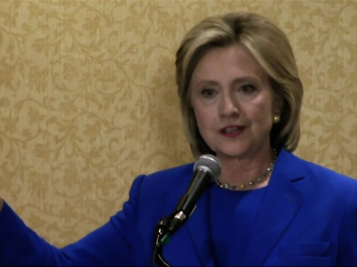 Clinton Talks Emails, Immigration In Minneapolis