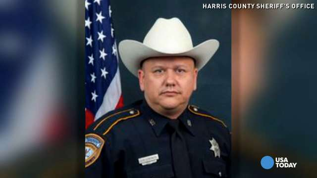 A Harris County Sheriff's deputy was shot in northwest