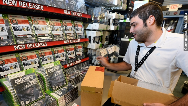 Gamestop refuses to die like Blockbuster and Borders