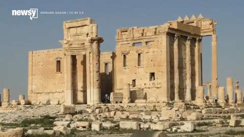 Fears ISIS will destroy Palmyra are once again justified
