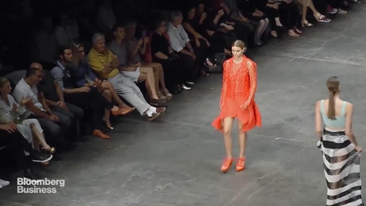 3D printing is changing fashion - Here's How