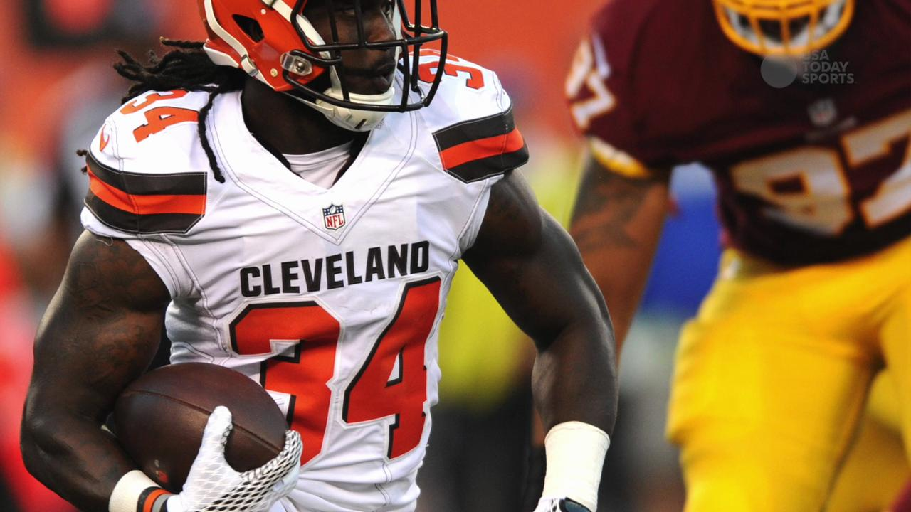 NFL Inside Slant: Browns, Ray Rice a bad fit
