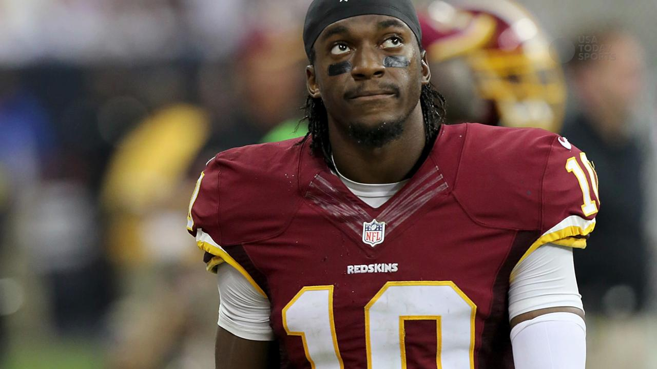 NFL Daily Blitz: Redskins ready to move on from RGIII?