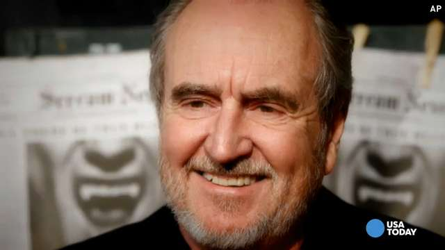 Wes Craven, hero of horror genre, dies at 76