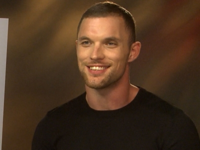 Ed Skrein Talks 'The Transporter Refueled'