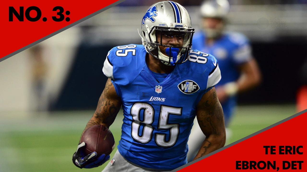 NFL Fantasy Focus: Top 5 deep sleepers