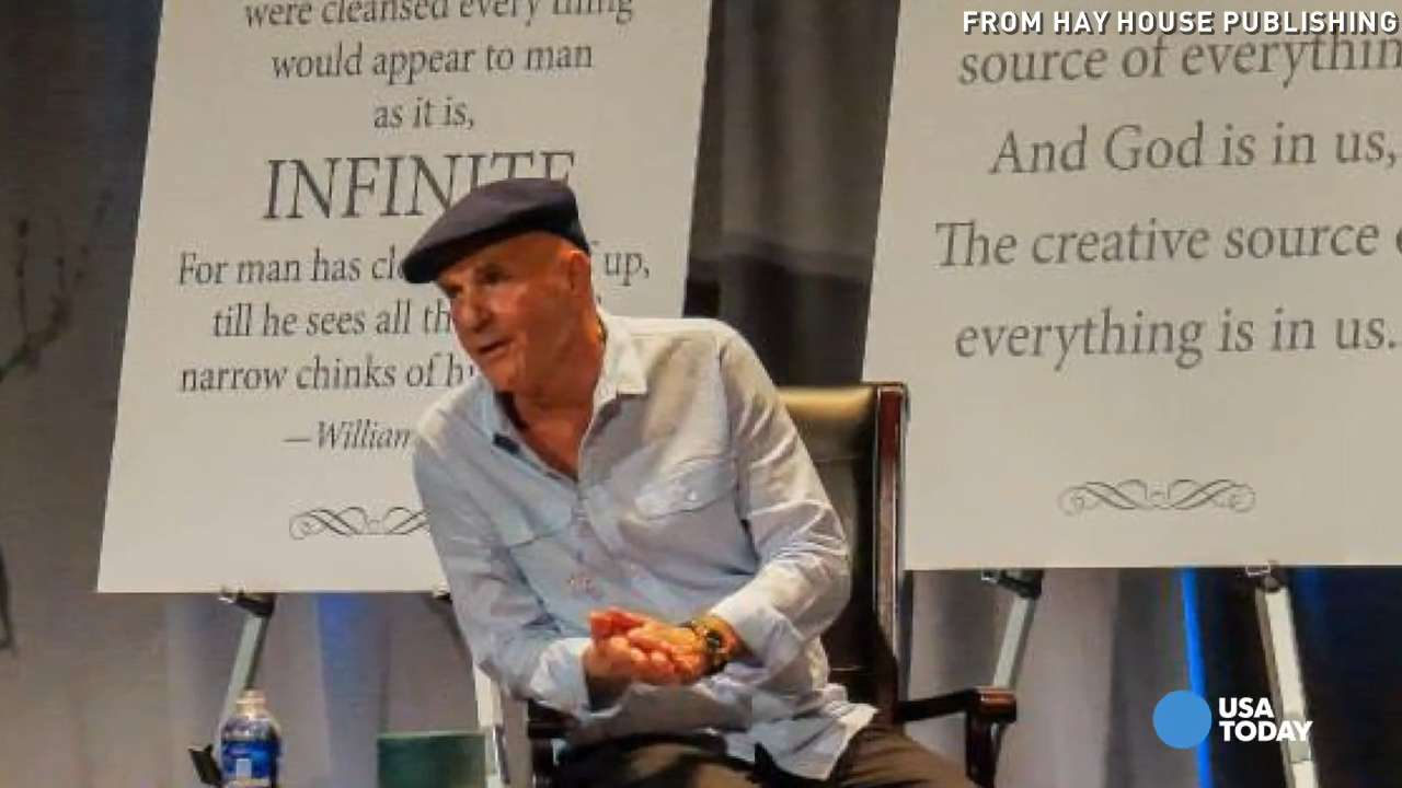 Self-help guru Dr. Wayne W. Dyer dies at 75