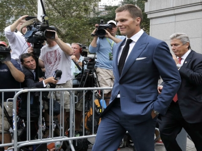 Raw: Goodell, Brady Await 'Deflategate' Ruling