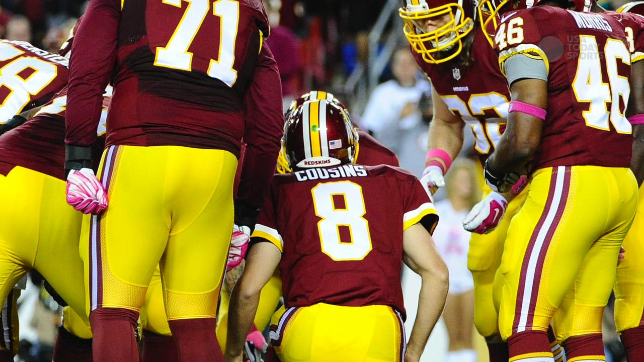 NFL Inside Slant: Redskins on the verge of chaos