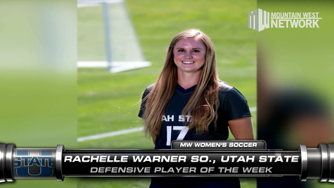 MW Women's Soccer Players of the Week 8/31/15