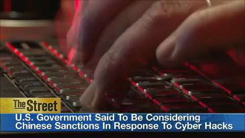 U.S. government considers Chinese sanctions for hack attacks