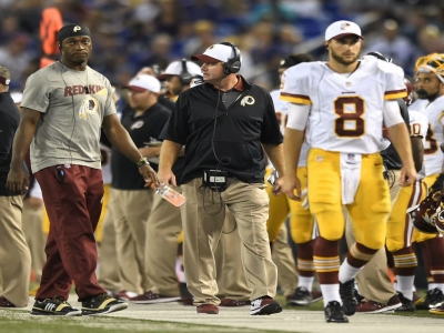 Kirk Cousins To Start Season As Redskins QB