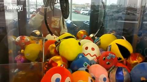 Your parents weren't wrong: claw machines are rigged