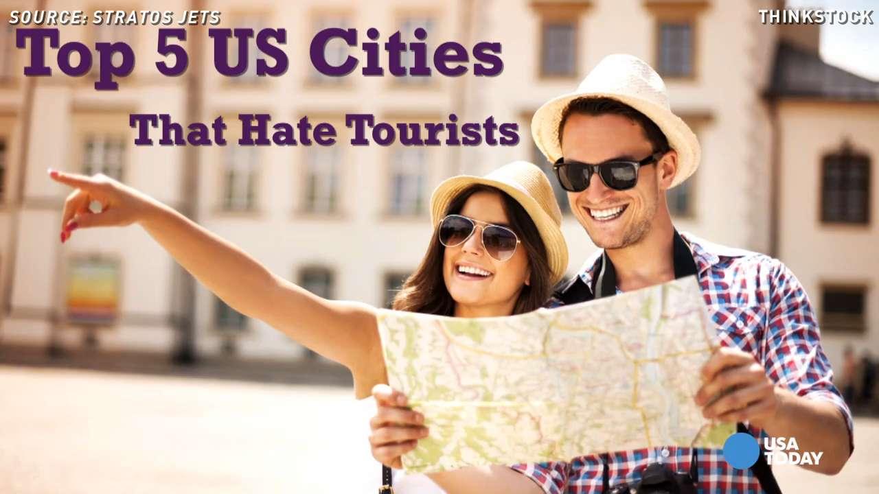 These 5 cities hate tourists the most