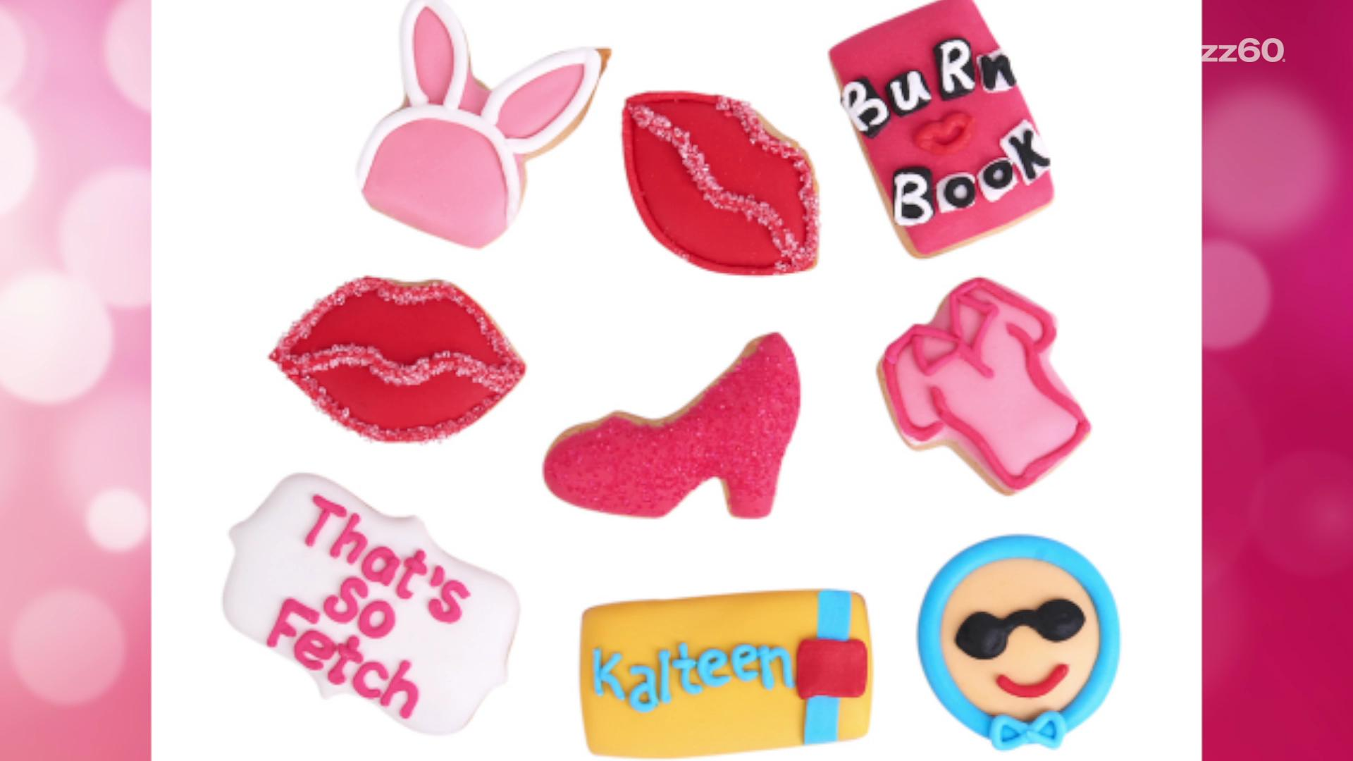 'Mean Girls'-themed candy inspired by the movie's best lines