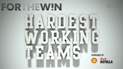 College football's hardest working teams