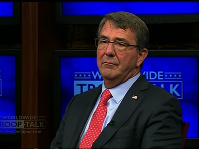 Defense Sec'y. on Need for Guantanamo Closure