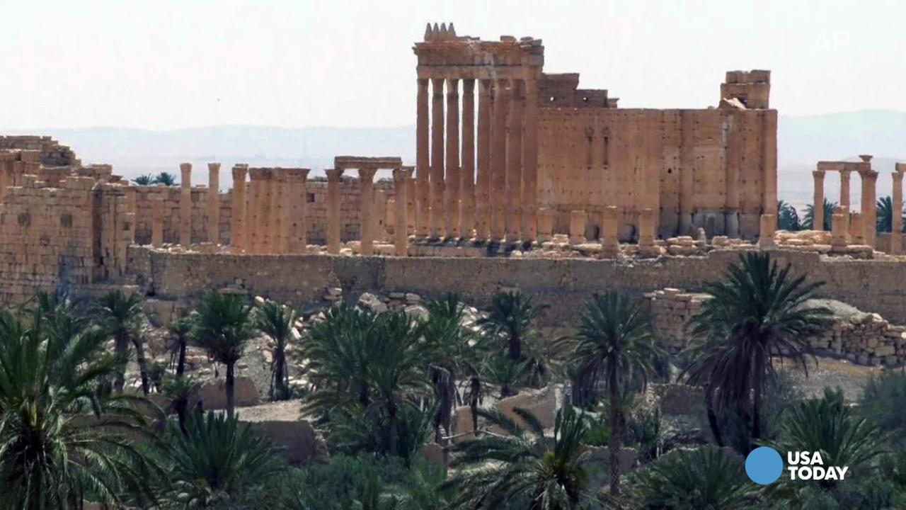 IS militants destroy ancient Temple of Bel