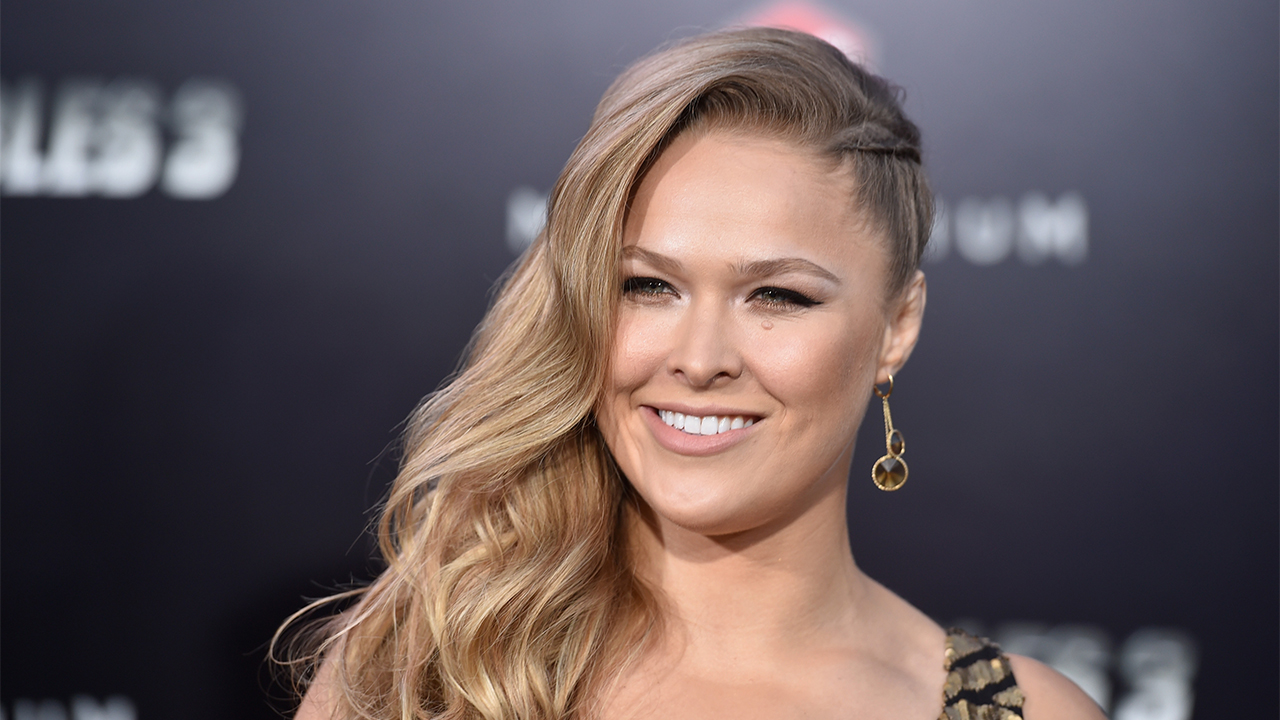 Ronda Rousey suggests retirement in early thirties