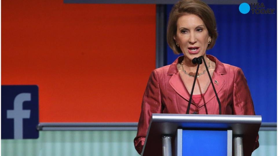 CNN changes debate rules after Fiorina outcry