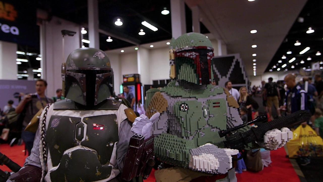 'Force Friday' kicks off new wave of 'Star Wars' toys