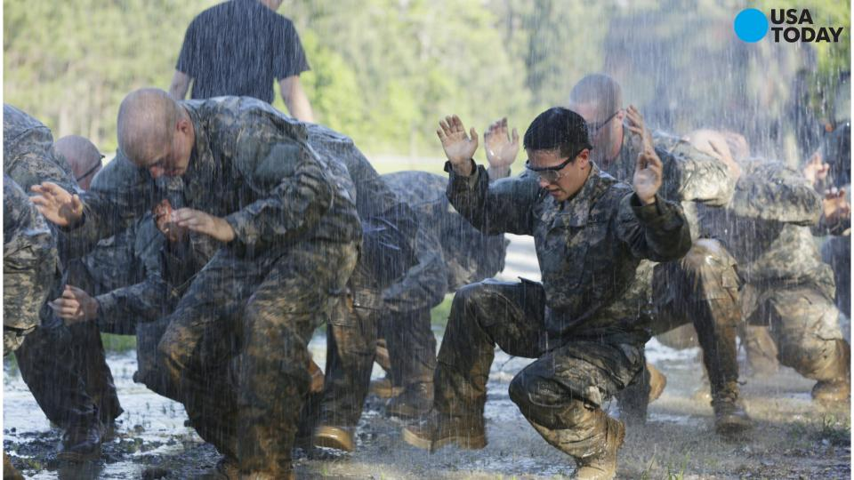 U.S. Army officially opens Ranger School to women