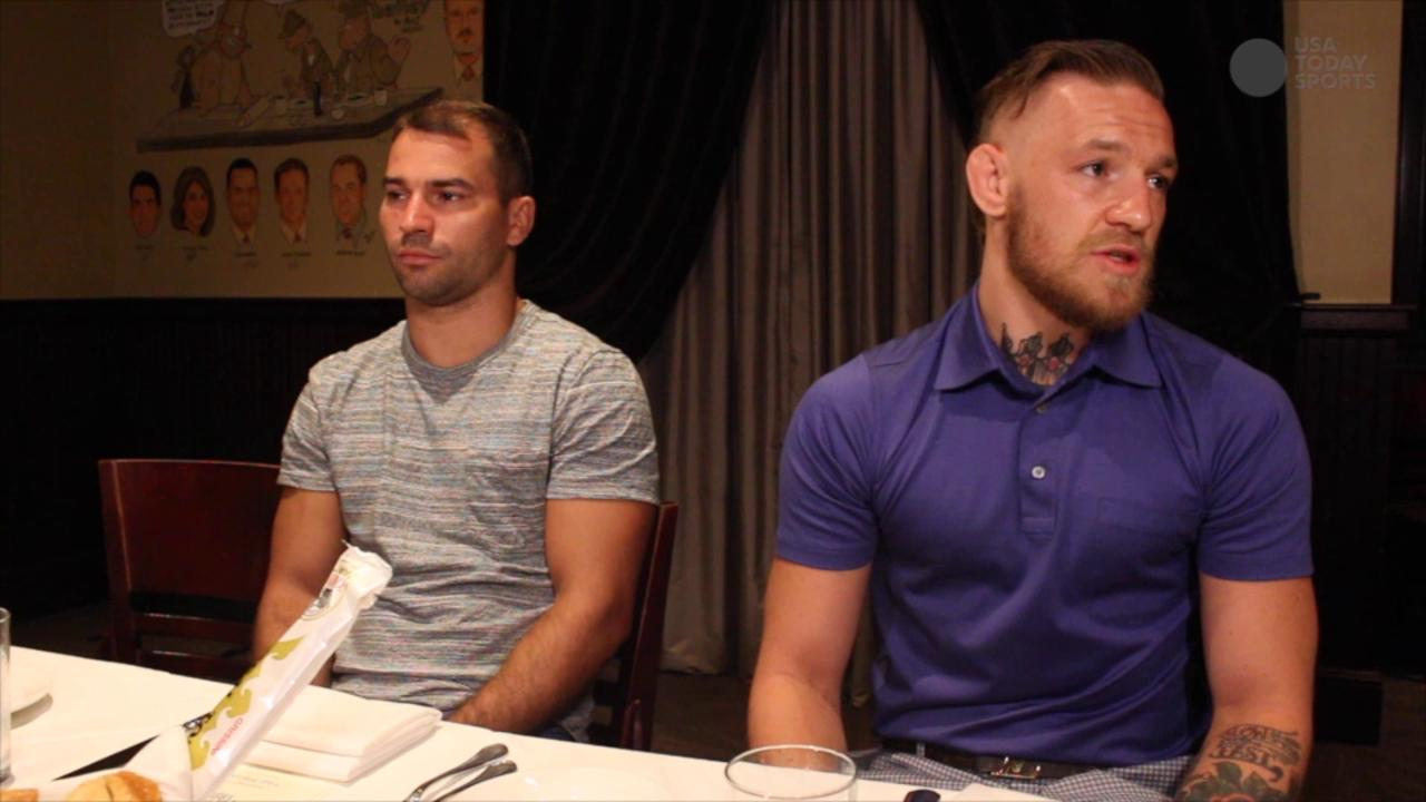 Conor McGregor has harsh words for Jose Aldo, Chad Mendes, Joseph Duffy and pretty much anyone else in his way