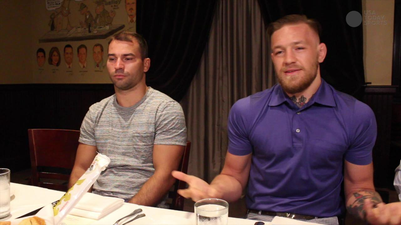 Conor McGregor predicting another win, regardless of who he fights at UFC 194