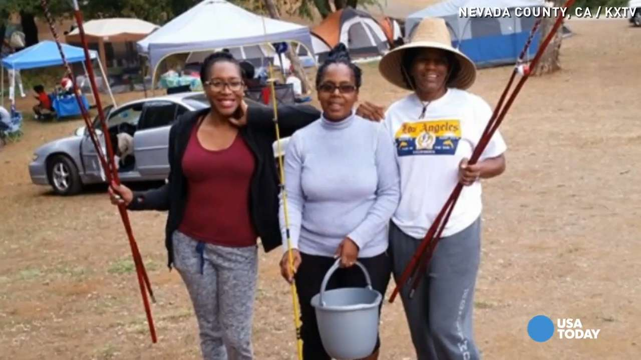 Black family terrorized at campground, residents rally