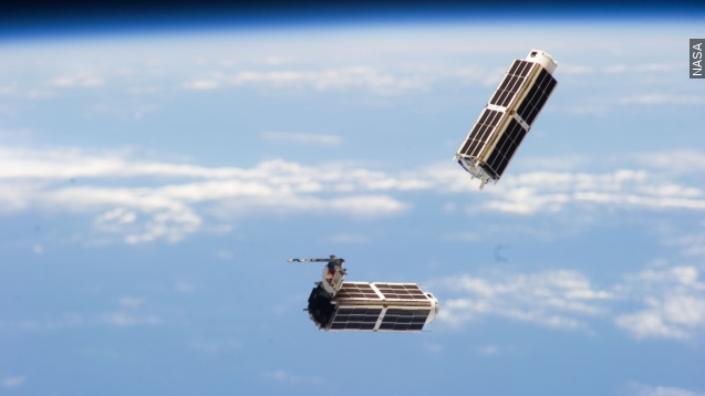 Magnetic satellite 'tractor beams' won't be what you think