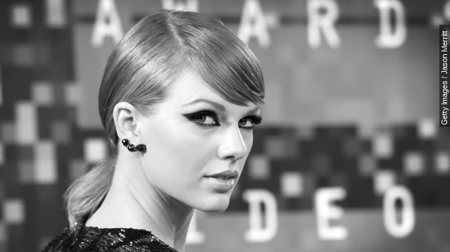 Taylor Swift's music videos have never been very diverse