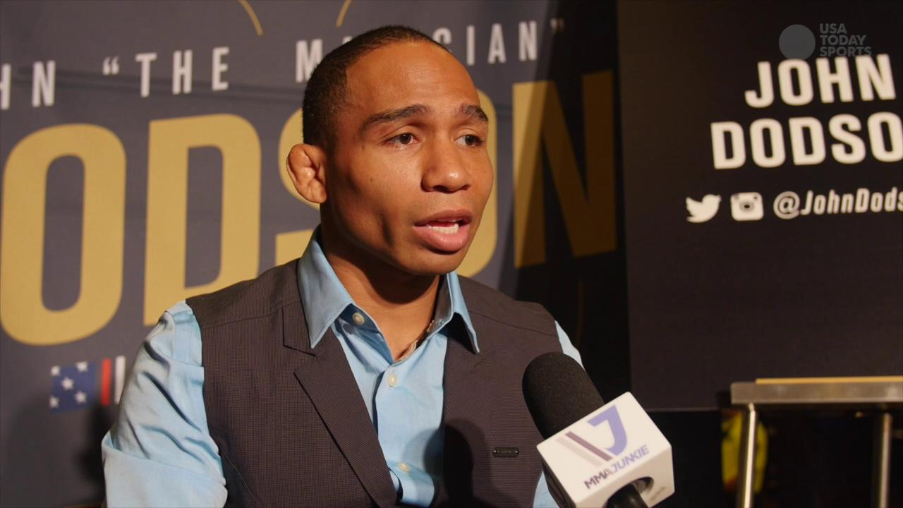 John Dodson talks fight week babies, gets knocked out by Andrei Arlovski