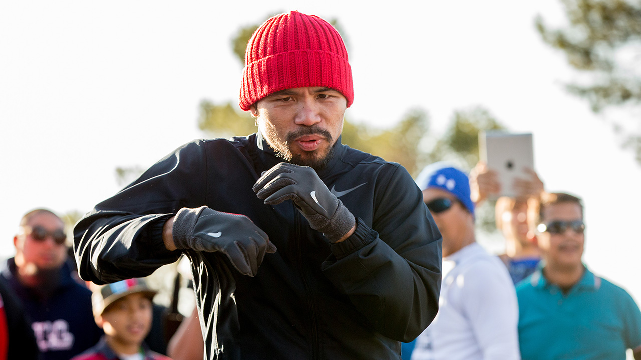 Promoter: Manny Pacquiao to retire next year