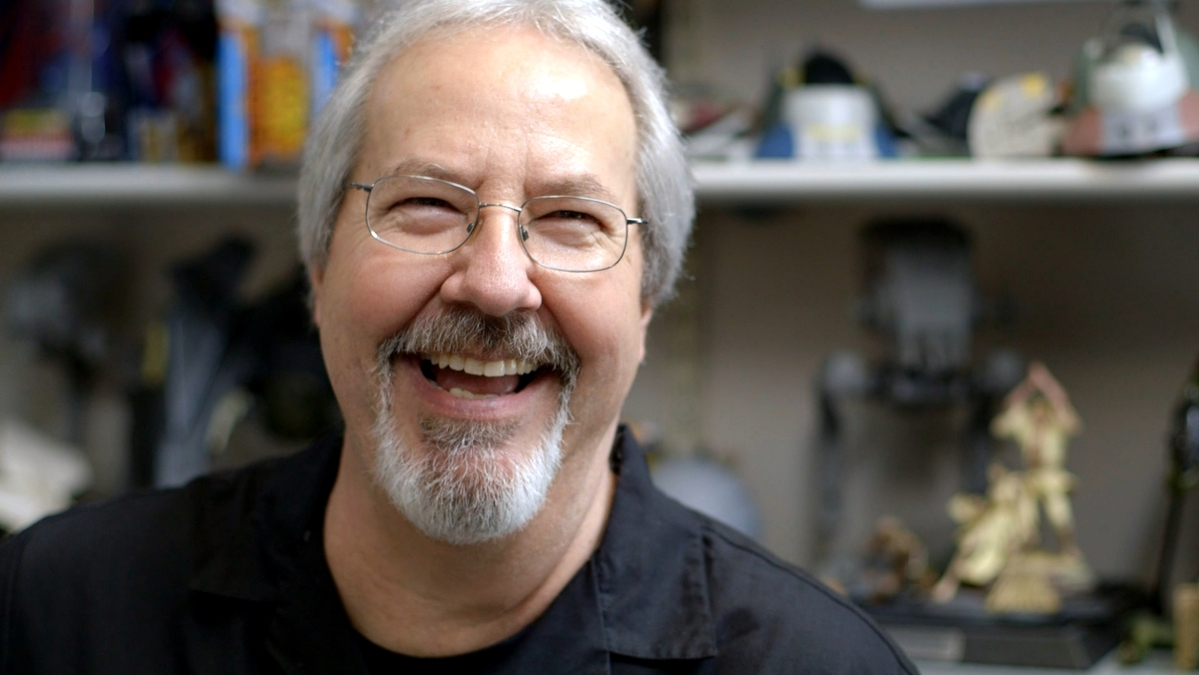 Here's the man who designed Star Wars toys for 40 Years