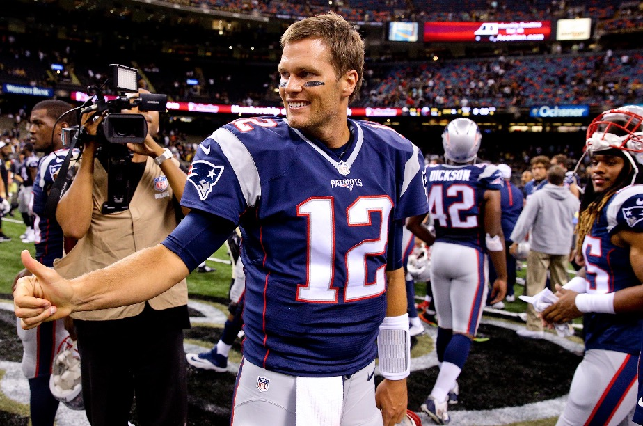 USA TODAY Sports' Tom Pelissero says that the Patriots are still the top team in the AFC East.