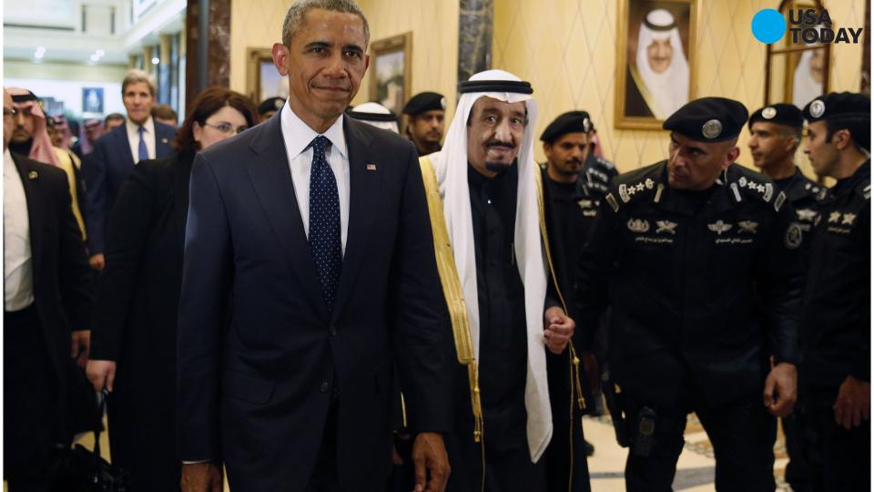 Saudi King Salman to visit President Obama in royal fashion and goes big