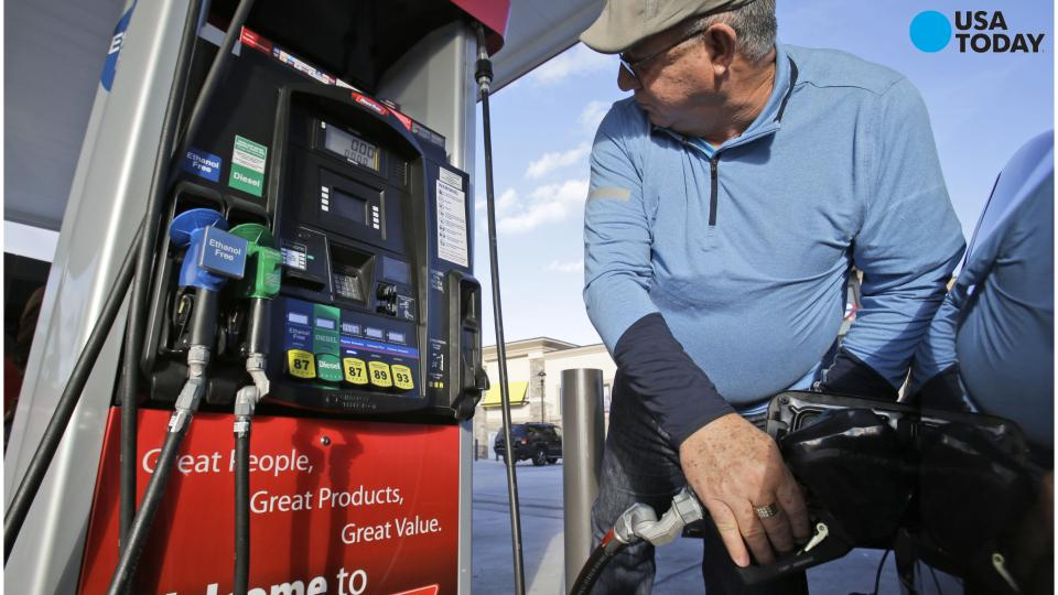 Gas prices to be lowest for Labor Day in 11 years