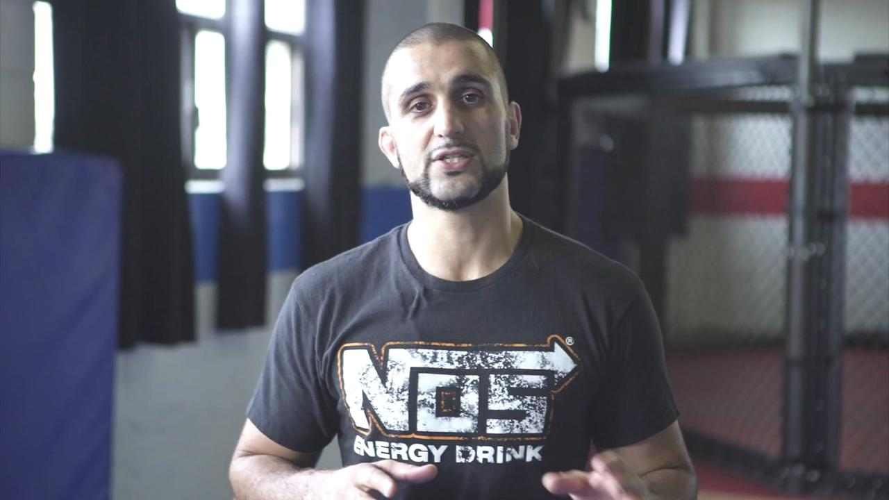NOS Energy Drink Fight Breakdown: Johnson vs. Dodson II