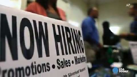 Unemployment level lowest since 2008