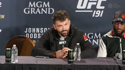 Resurgent Andrei Arlovski relishes win but knows there's room for improvement