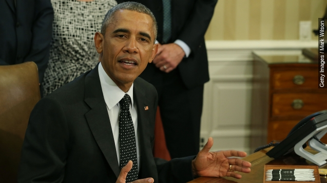 Obama wants federal contractors to offer paid sick leave