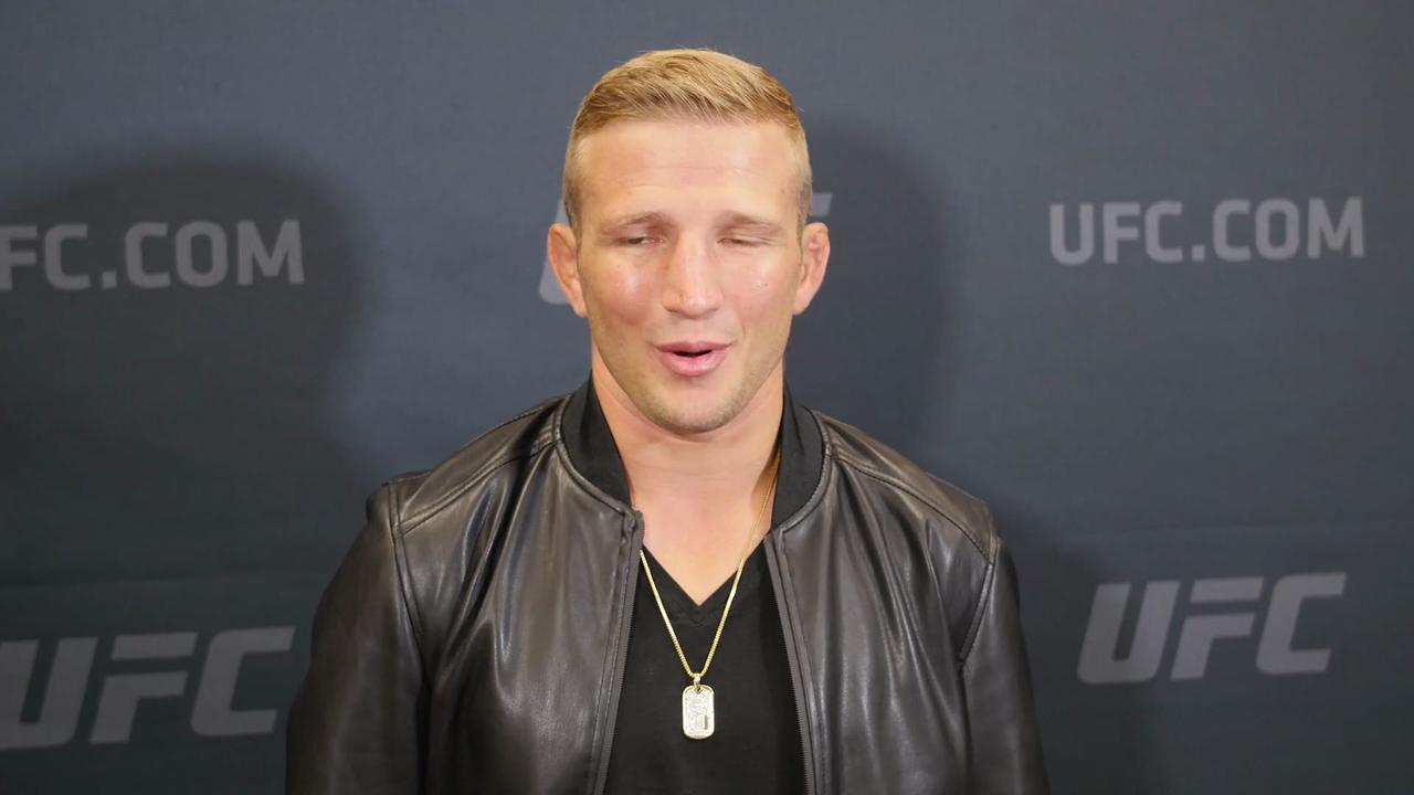 T.J. Dillashaw willing to wait for Dominick Cruz