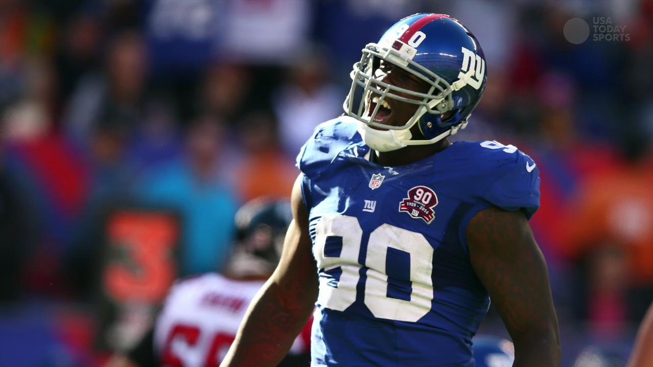 Giants know they are better with Jason Pierre-Paul.
