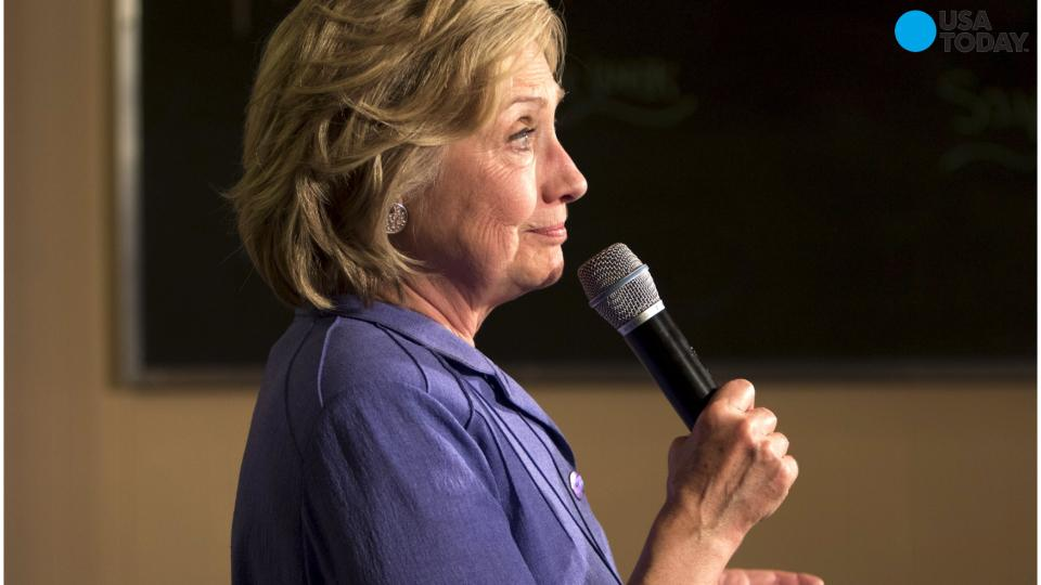 Clinton says 'sorry' for using private email at U.S. State Department