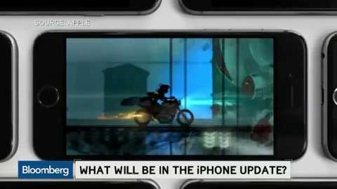 Apple's product event: what will be in the iphone update?