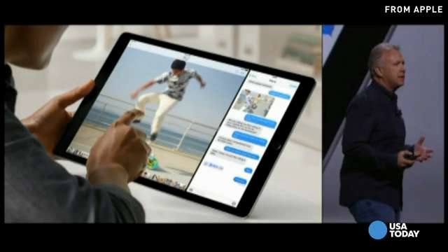 Apple iPad Pro: bigger, stronger, faster and smarter