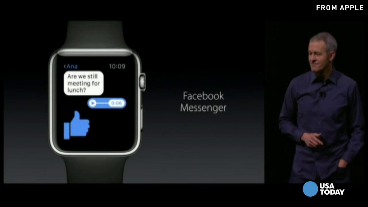 Apple Watch gets face lift