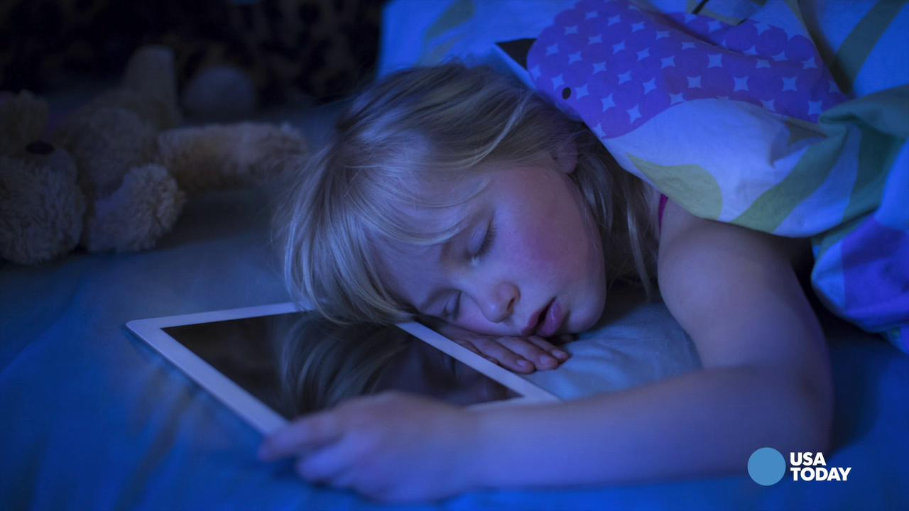 Tech tools to help kids get some Z's