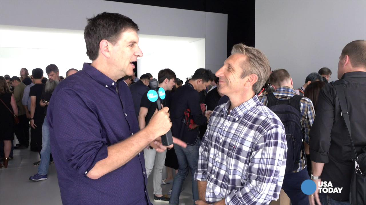Apple event reaction - Graham and della Cava